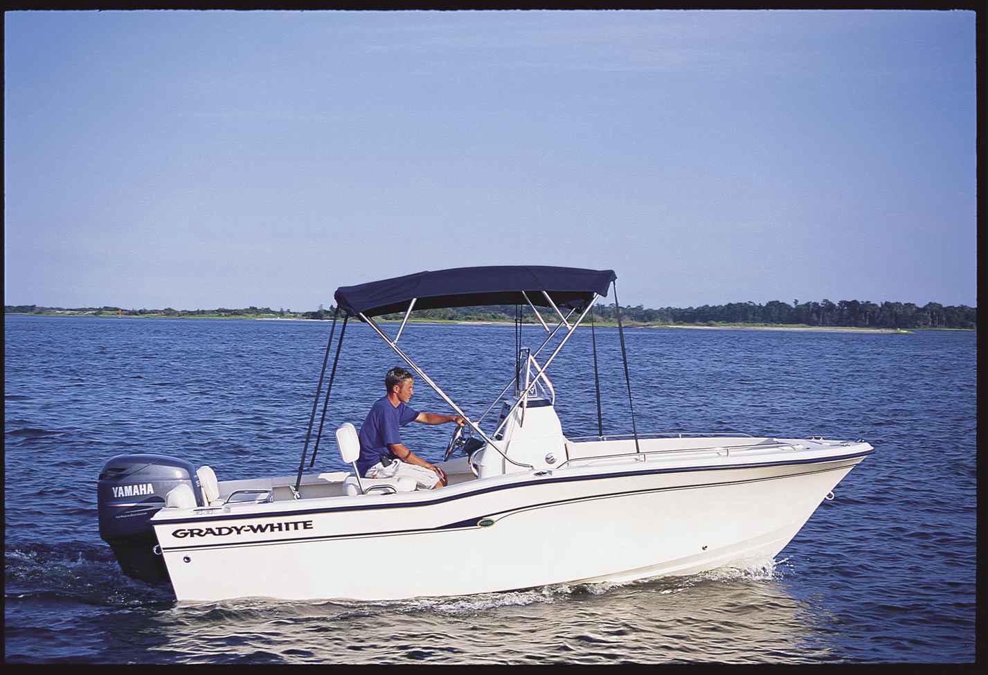 2018 grady white center console fisherman 180 ingman for Yamaha repower cost