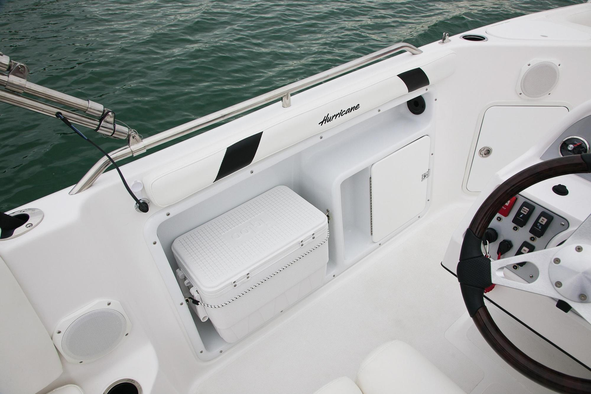 2018 hurricane deck boat sundeck sport 211 ingman marine for Yamaha repower cost