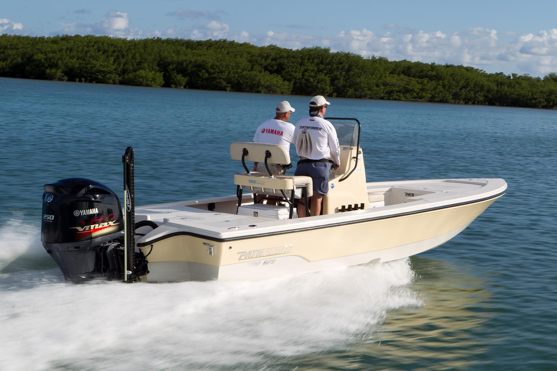 2018 pathfinder bay boat 2300 hps ingman marine for Yamaha repower cost