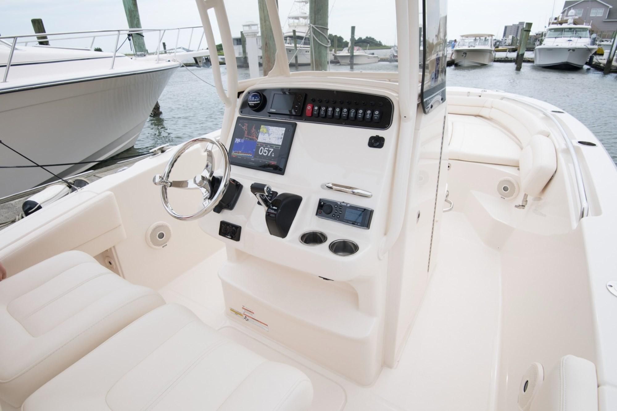 2019 grady white center console fisherman 236 ingman for Yamaha repower cost