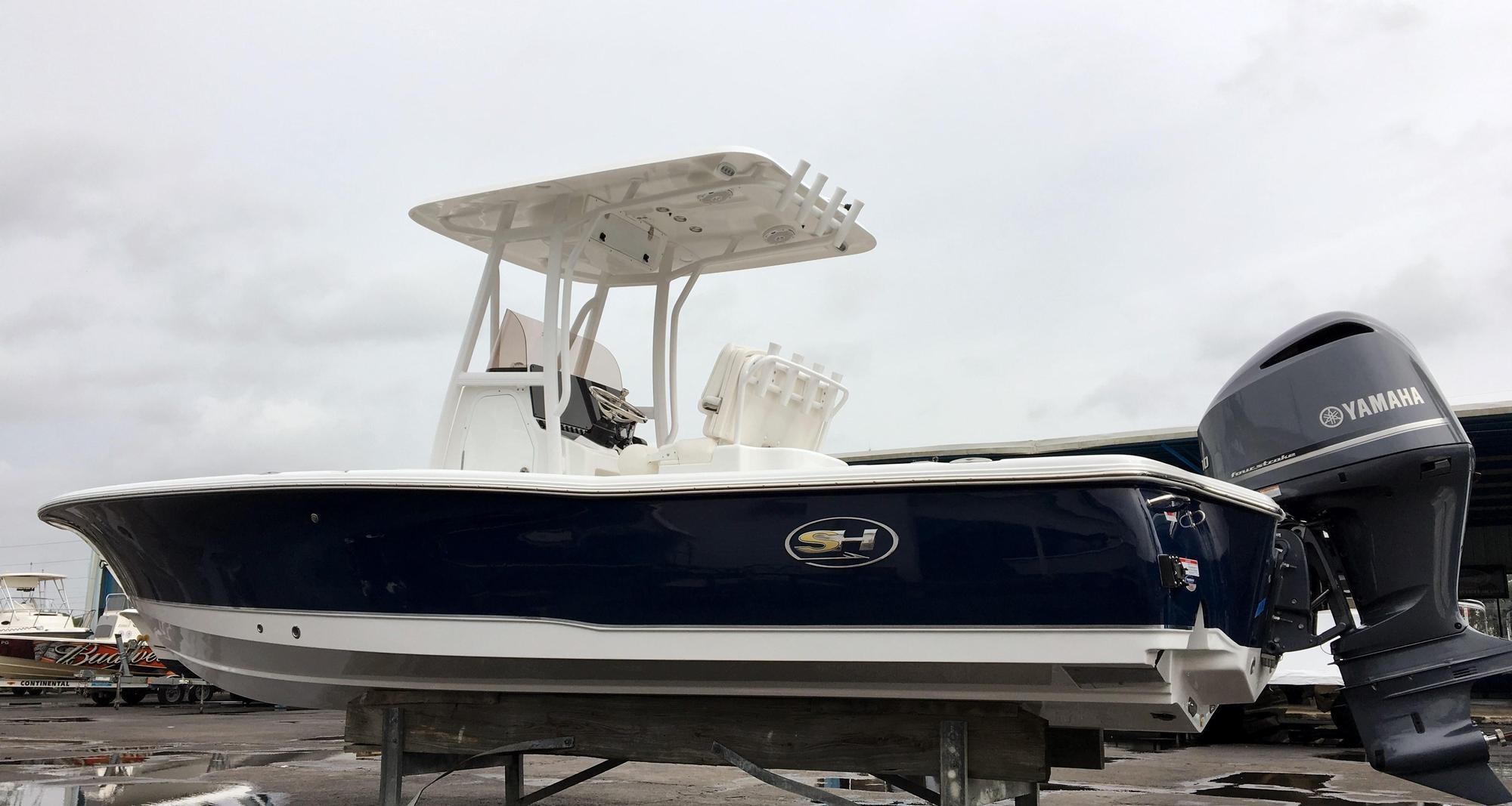 2018 sea hunt bay boat bx 25 br ingman marine for Yamaha repower cost