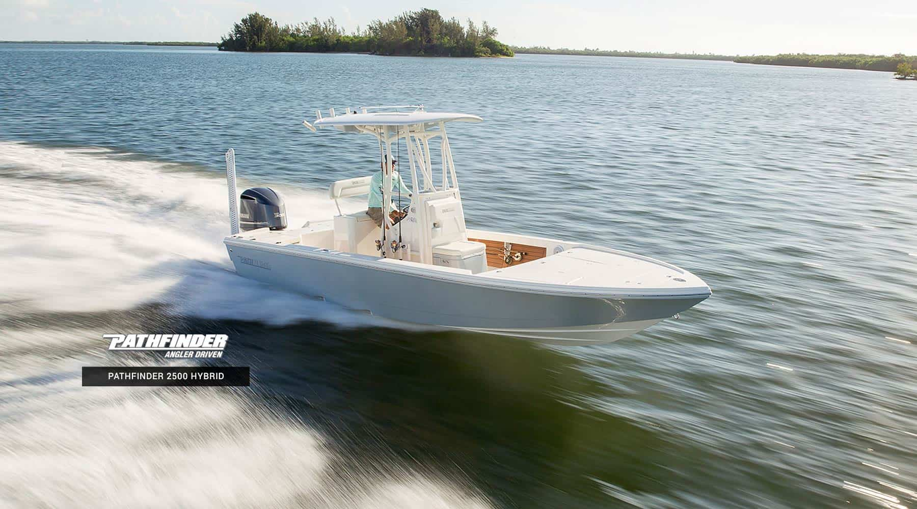 2018 Pathfinder Bay Boat 2500 Hps Hybrid Ingman Marine Fused Wiring Recipe Vendor Img
