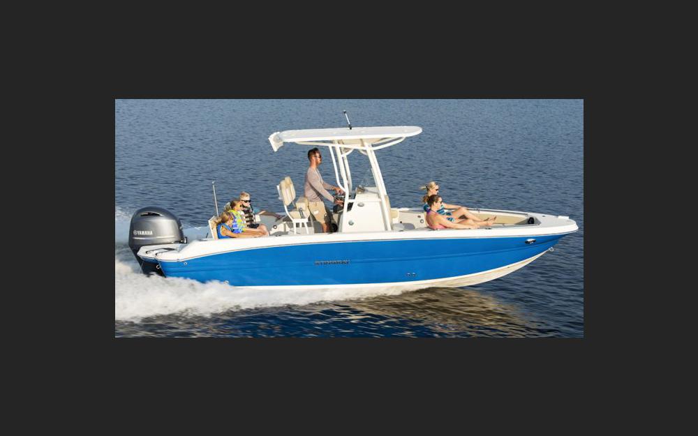2019 Stingray Boats - Deck Boat - 236CC | Ingman Marine
