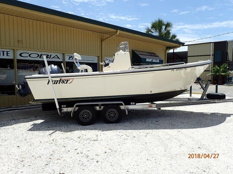 All Parker Boats | Ingman Marine