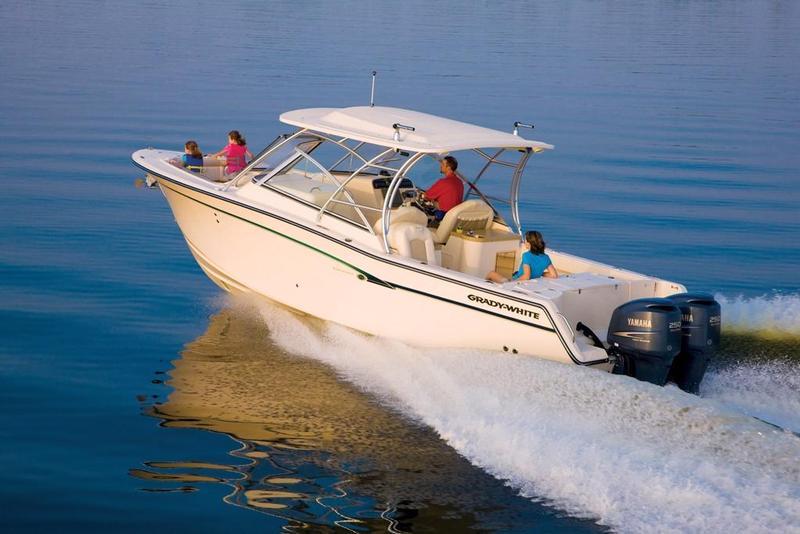 New Grady White Boats   Ingman Marine