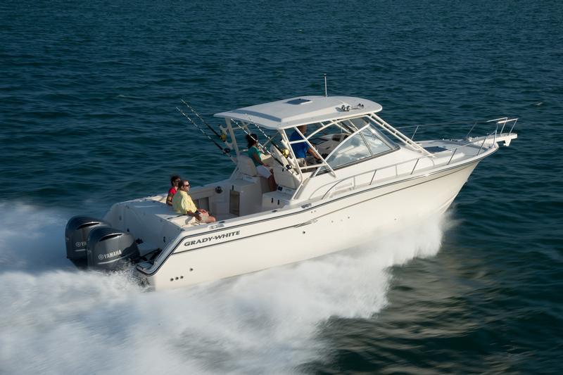 New Grady White Boats | Ingman Marine