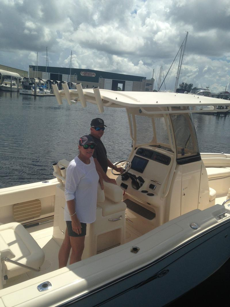 Happy Boat Buyers | Ingman Marine